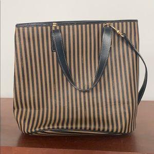 Fendi Bags - Vintage Fendi Bucket Bag with Keychain Wallet